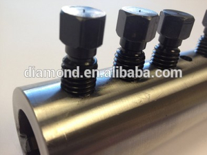 Bolts of steel bar connection/reinforcing bar coupler/lockshear bolts for building maintenance