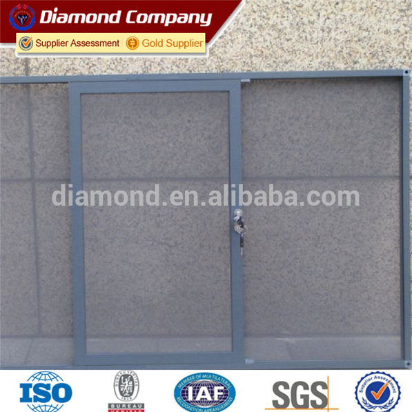 Guard Against Theft Oneway vision Stainless Steel Window