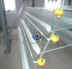 factory direct saling high quality large bird cages for sale/cages for broiler chicken/large wire bird cage