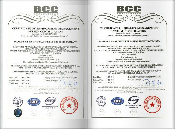 diamond Certifications