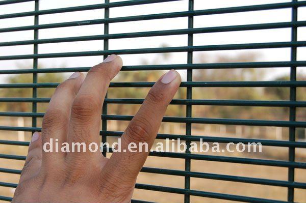 Good Quality Galvanzied Panels 358 Secuity Anti-cut Fence For Garden Wall