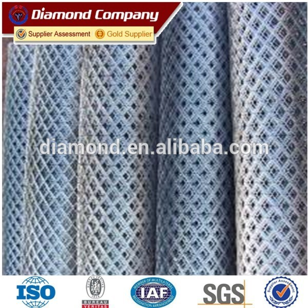 stainless steel expanded metal mesh price / expanded stainless steel wire mesh