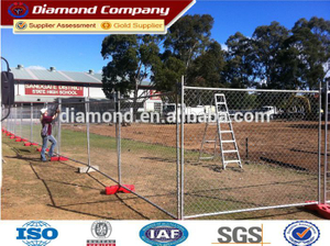Hot sale Australia construction site temporary fence panels