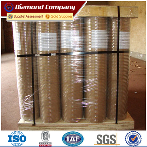 2016 Manufacturers selling stock firm gi welded wire mesh