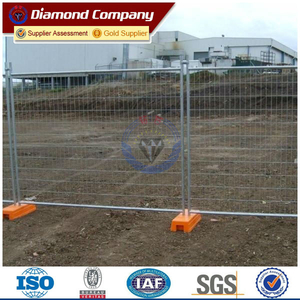 Experienced Manufacturer Low Price With High Quality Wire Mesh Temporary Fence Panels Hot Sale