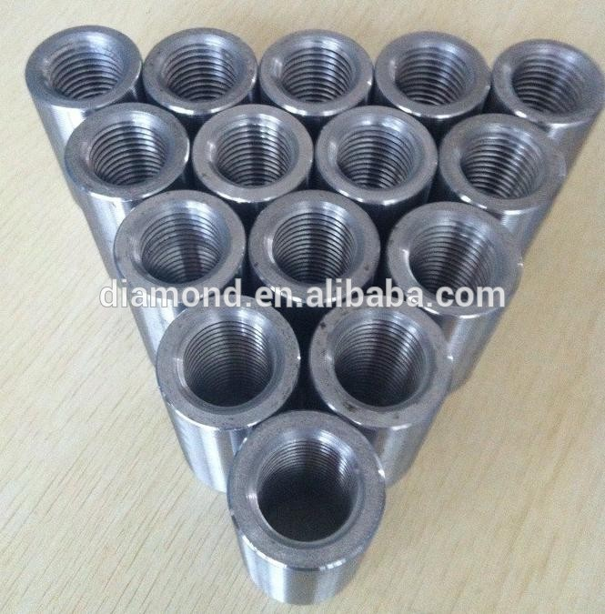 steel bar connecting sleeve price