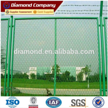 expandable sheet metal diamond mesh / thick expanded metal mesh