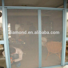 parent plastic window screen with good price/high quality plastic window screen