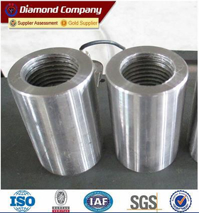 wholesale high quality rebar coupler/Upsetting Rebar Coupler/reinforcing bar coupler