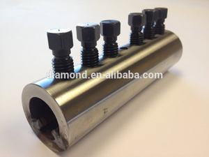 Bolted Couplers/Diamond Lock Couplers/Shear Bolt Couplers price D14-40mm (factory)