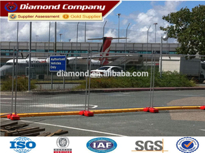 Australia Easy assembled temporary fence for construction