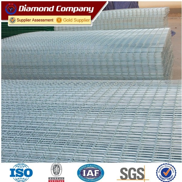 hot sale heavy gauge galvanized welded wire mesh panel manufacture / welded wire mesh panel