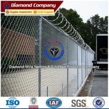 Very popular barbed security fence(manufacture)