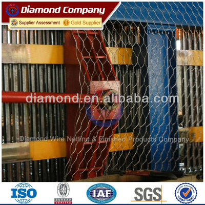 Heavy Duty Gabion Mesh Weaving Machine