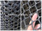Manufacture rigid hdpe plastic mesh for fence