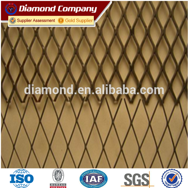 high quality expanded metal mesh (manufacturer) / Expanded Metal Mesh Panel Trailer Mesh
