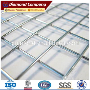 Stainless steel Welded Wire Mesh Panels (Mesh 25mm to 200mm)