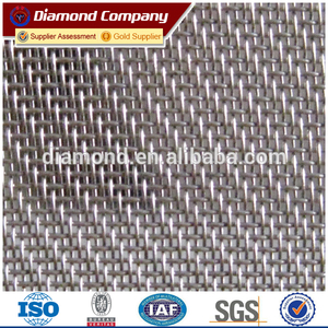 Cheap price stainless steel Twill Weave wire mesh