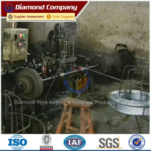 High Efficiency Barbed Iron Wire Machine