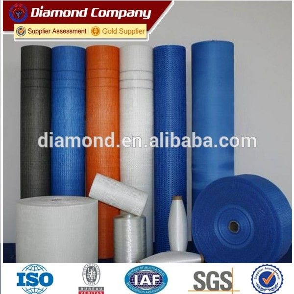Hot Sale Excellent Alkali & Acid Resistent Wall Reinforced Fiberglass Mesh