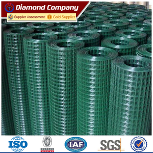 PVC Coated Welded Wire Mesh (Manufacturer)
