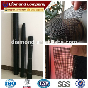 waterproof mesh fiberglass screen/waterproof window screen