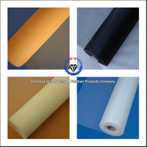 Fiberglass Mesh / Window screen netting Product For Sale