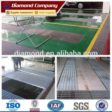 Superior quality walkway grille galvanized steel grating/floor galvanized steel grating