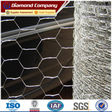 "hot sale 1/4"",3/4"" Cheap Chicken Wire mesh /Rabbit wire Mesh /Galvanized Hexagonal Wire Mesh"