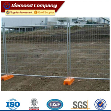 26 years factory/galvanized movable expanding fence