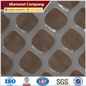 Perforated Plastic Mesh Panel for fishing or chicken breeding
