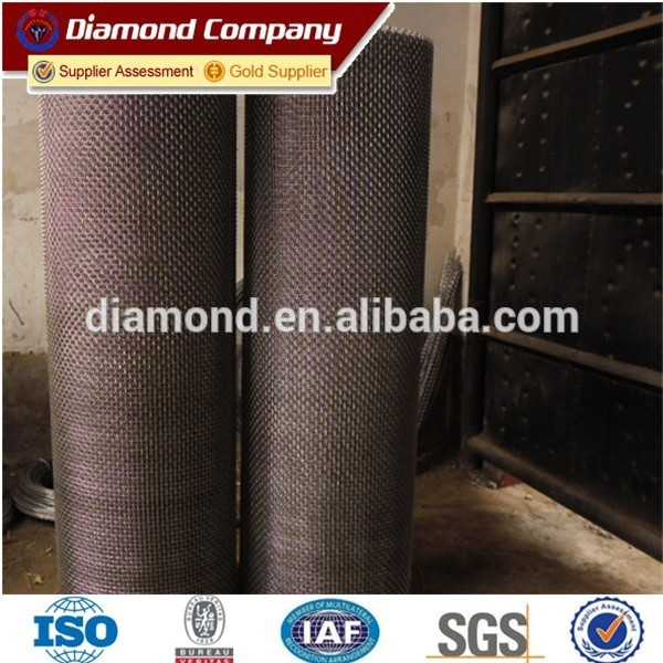 65MN high tensile mining screen mesh / crusher screen mesh factory